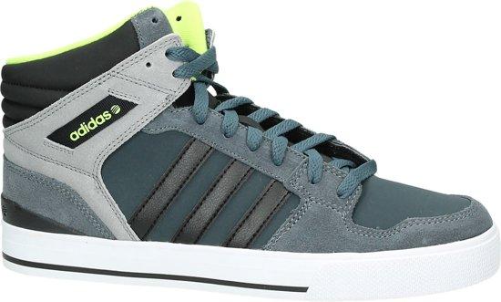 adidas sneakers dames zwart hoog
