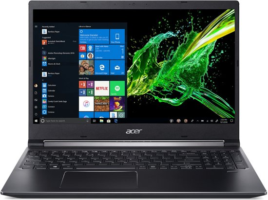 Acer Aspire 7 A715-74G-77UQ - Laptop - 15 Inch