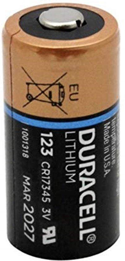 Bolcom Duracell Ultra Lithium Cr123a Batterij 3v