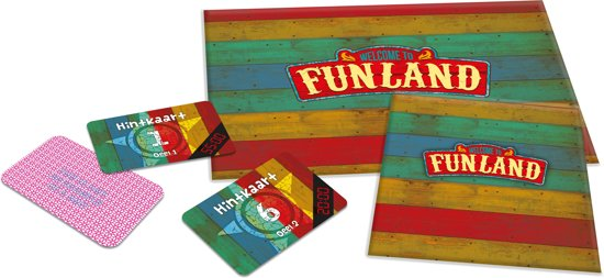 Uitbreidingsset Escape Room The Game: Welcome to Funland