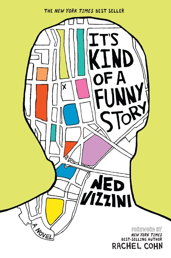 Boek cover Its Kind of a Funny Story van Ned Vizzini (Onbekend)