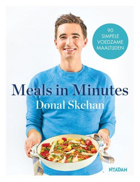 Boek cover Meals in Minutes van Donal Skehan (Hardcover)