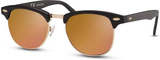 5e117c769f0d50 Cheapass Zonnebrillen - Clubmaster zonnebril - Goedkope zonnebril - Trendy
