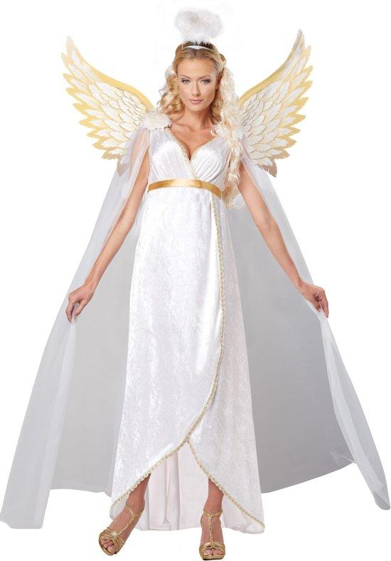 Beschermengel kostuum voor vrouwen - Verkleedkleding - Medium