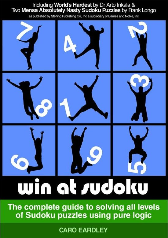 win at sudoku the complete guide to solving all levels of