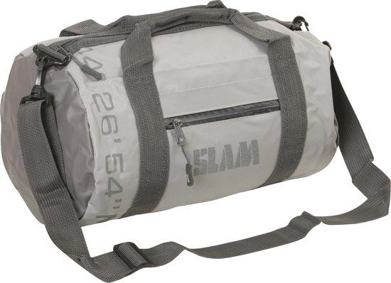 SLAM Waterafstotende sporttas, Kleur Light Grey