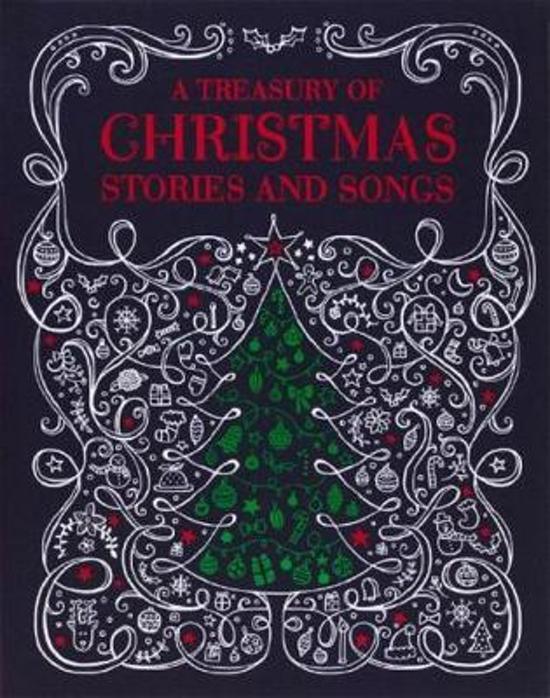 TREASURY OF CHRISTMAS STORIES & SONGS