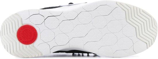 Maat Tm Sneakers 38 Fitflop Airmesh Vrouwen Zwart B8RccqXg