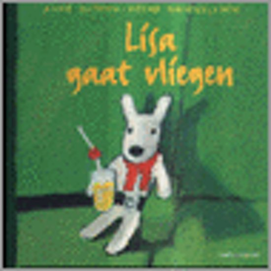 Lisa gaat vliegen - Georg Hallensleben pdf epub