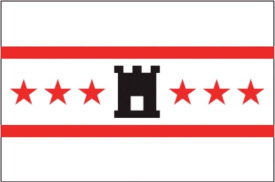 Afbeeldingsresultaat voor vlag drenthe