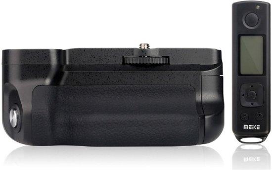Batterijgrip + Remote voor de Sony A6300  (Battery Grip / Batterijhouder) Meike MK-A6300 PRO