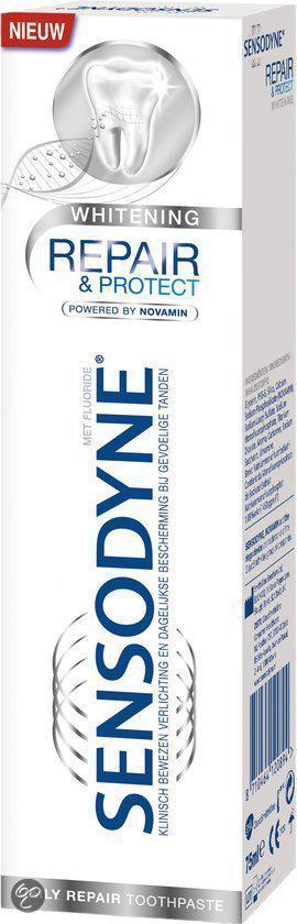 Sensodyne Repair & Protect Whitening - 75 ml - Tandpasta