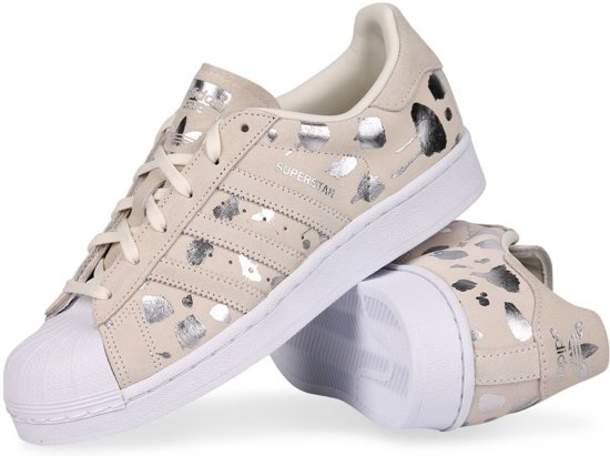 Baskets Adidas Superstar S76153 - Édition Spéciale - Chaussures - Beige - Taille 37 1/3 m1G6HB6