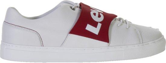 SneakersMaat rood Batwing Levi Wit 45 Mannen LMqGSUzVp