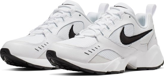 Nike Air Heights Heren Sneakers WhiteBlack Platinum Tint Maat 43