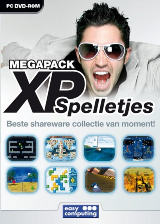 Xp Spelletjes - Megapack - Windows