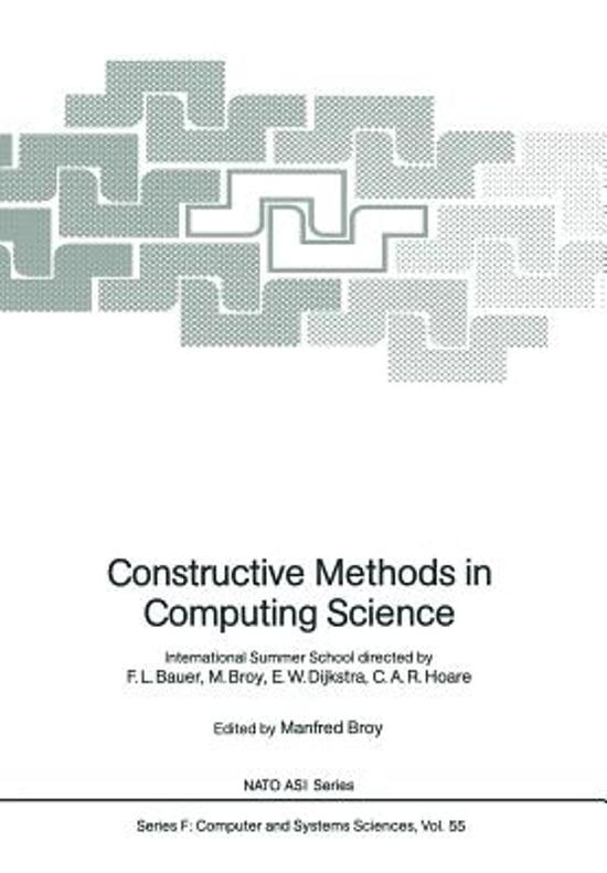 c.a.r. hoare essays in computing science Get this from a library essays in computing science [charles antony richard hoare cliff b jones.