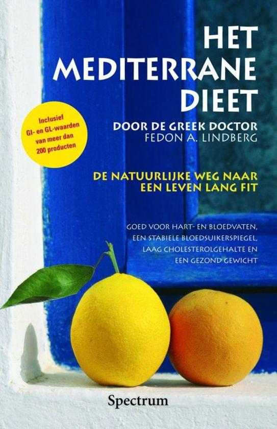 fedon a lindberg het mediterrane dieet kookboek