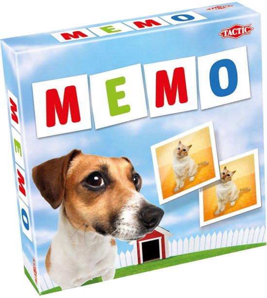 Afbeelding van het spel Tactic Memory-spel Pets Memo