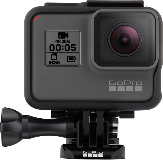 GoPro Hero5 zwart Edition EU version