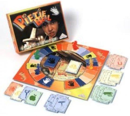 Pietje Bell Spel Identity Games