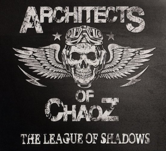 Bol The League Of Shadows Architects Of Chaoz Cd Album