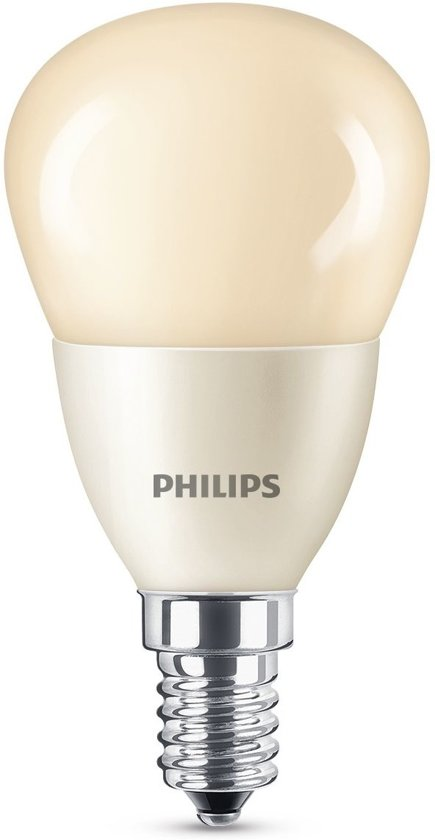 Philips 4W (15W) E14 Flame Non-dimmable Luster energy-saving lamp