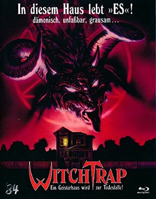 Witchtrap (Limited Hartbox Edition) (Blu-Ray)