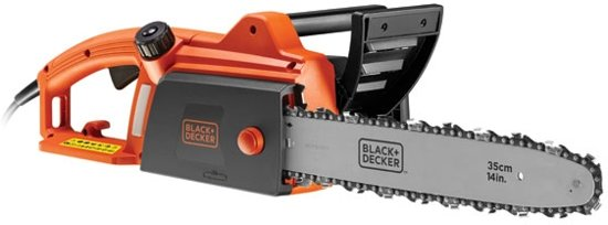 BLACK+DECKER - CS1835-QS - 1800W Kettingzaag met 35cm zwaard