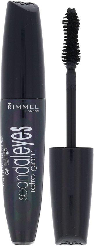 Rimmel London Scandal'Eyes Retroglam - 003 Extreme Black - Mascara