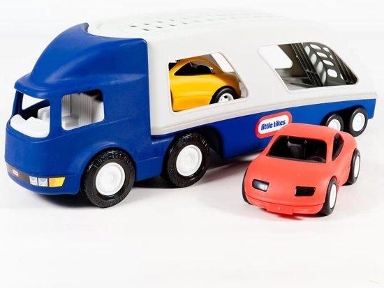 Afbeelding van Little Tikes Grote Auto Transporter - Speelgoedvoertuig speelgoed