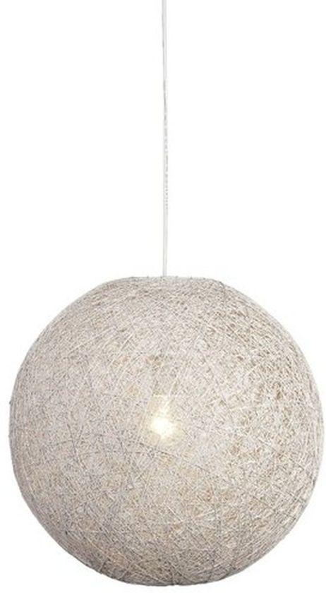Zeer bol.com | LABEL51 Twist - Hanglamp - 60 cm - Wit &UI77