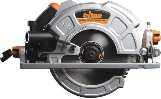 Triton Precisie cirkelzaag 235 mm