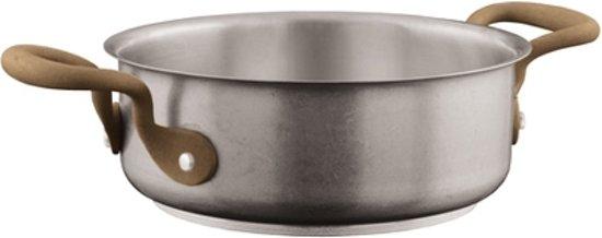Kookpan Vintage laag 20 cm - Sambonet