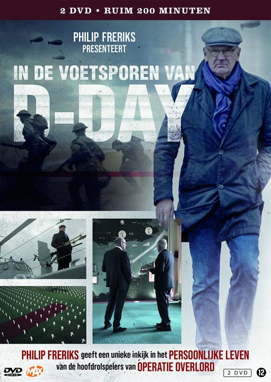 In de voetsporen van D-day (Philip Freriks)