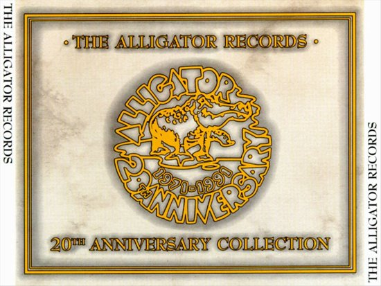 Alligator Records' 20th Anniversary Collection
