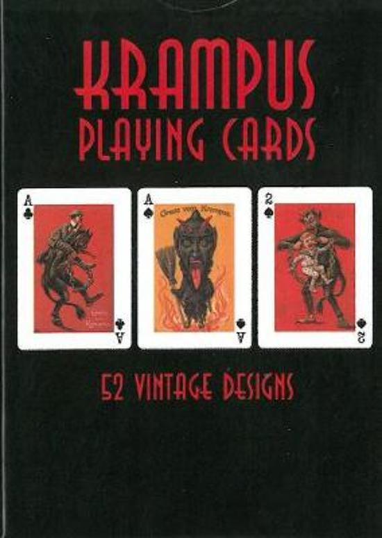 Afbeelding van het spel Krampus Playing Cards