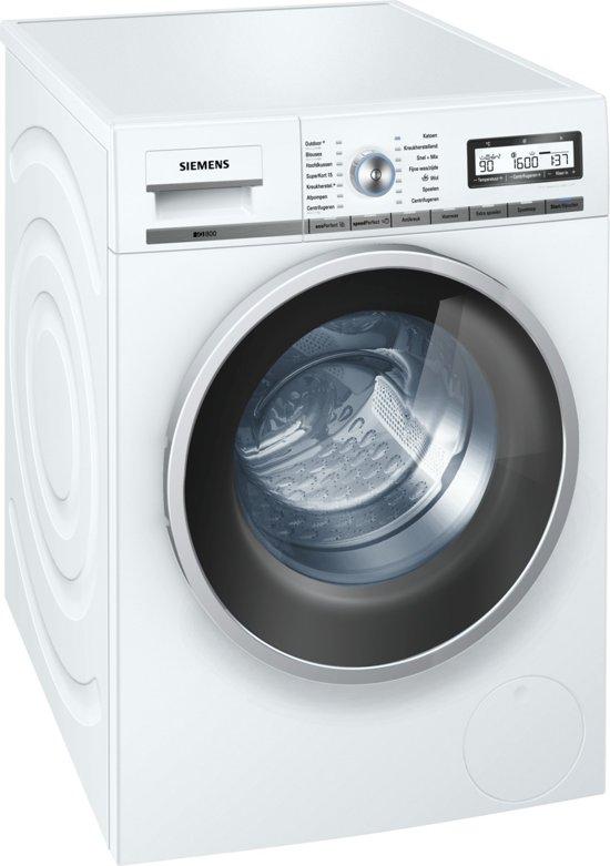 Siemens WM16Y541NL iQ800 - Wasmachine - iSensoric