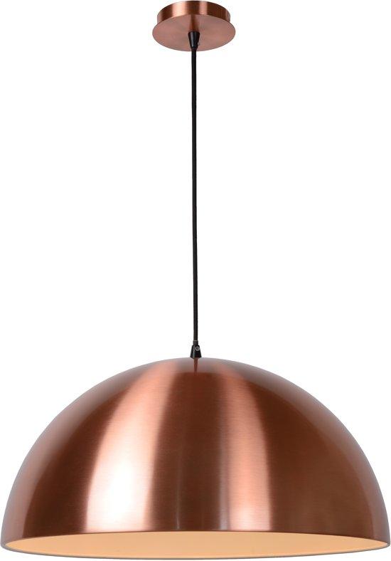 Lucide RIVA - Hanglamp - Ø 50 cm - Koper