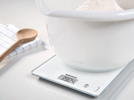 Soehnle - Compact 300 - Digitale keukenweegschaal - Wit