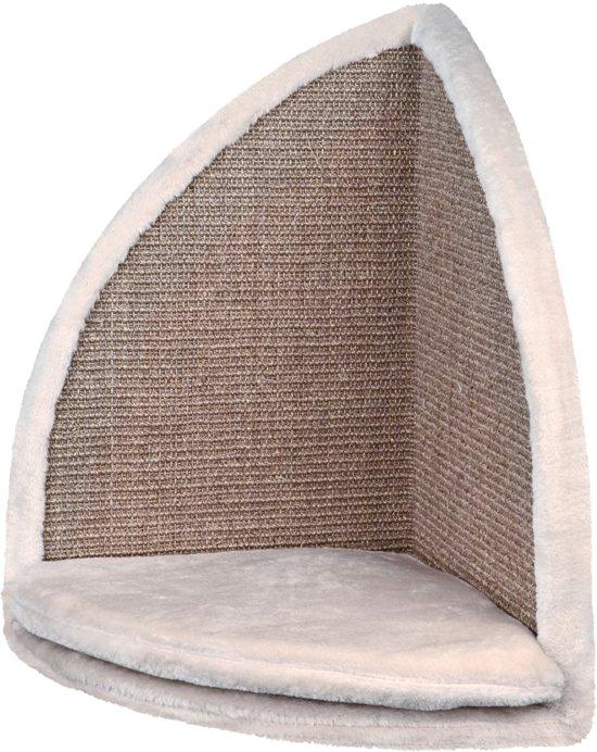 Krabplank hoekmodel