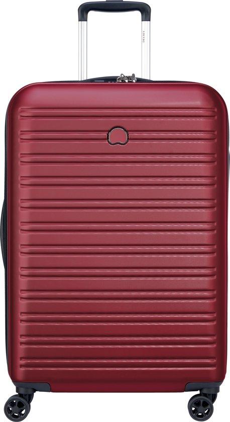 Delsey Segur 2.0 Reiskoffer - 70 cm - Rood