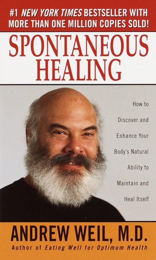 bol.com | Spontaneous Healing, Andrew Weil, M.D. | 9780804117944 ...