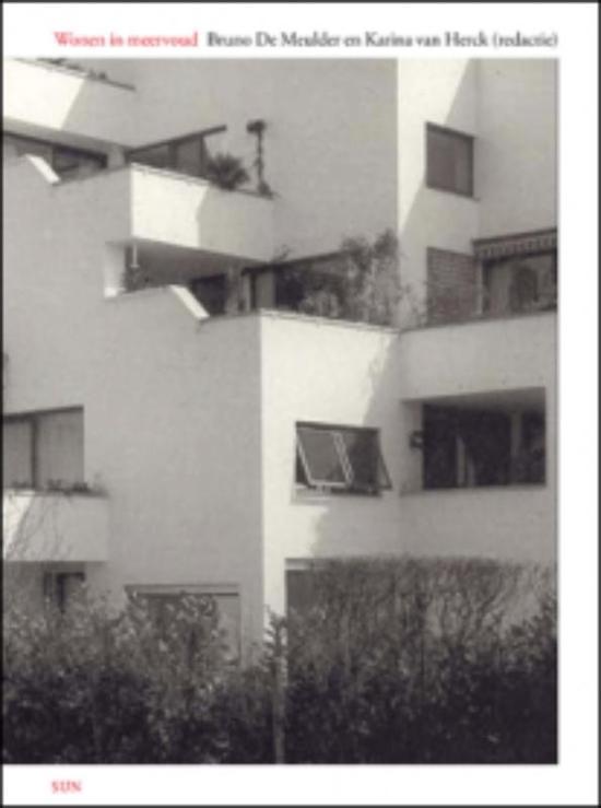 bol.com | Wonen in meervoud, Bruno De Meulder | 9789085067887 | Boeken