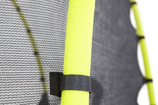 Trampoline en veiligheidsnet Whirlwind Plum 14ft