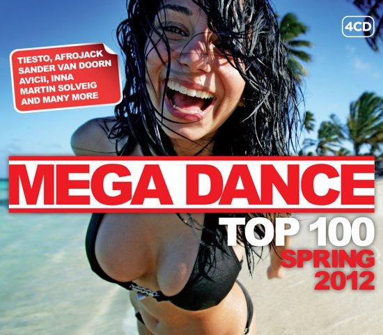 Mega Dance Top 100 - Spring 2012