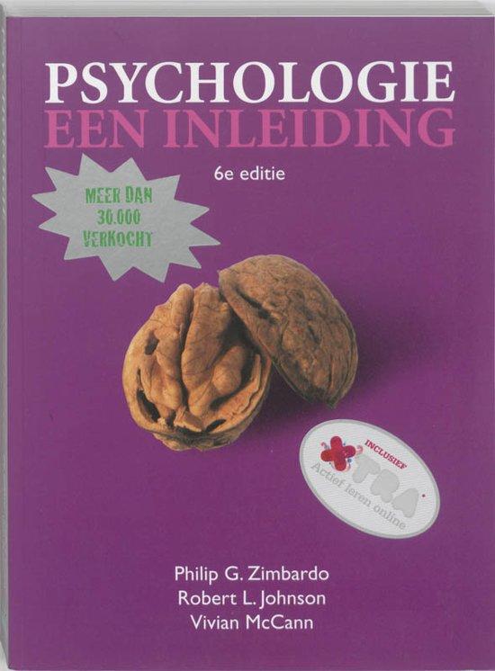 Psychologie Een inleiding + XTRA toegangscode