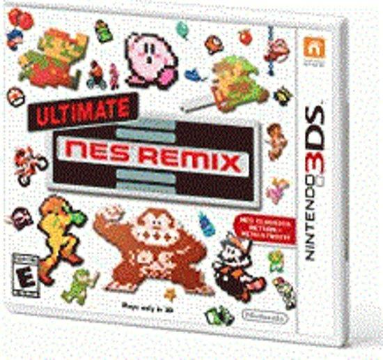 Ultimate NES Remix /3DS kopen