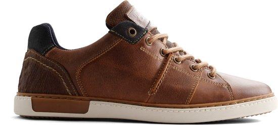 Sneaker 41 P Nogrz Cognac Heren Maat parlerLeren L5jqAR34
