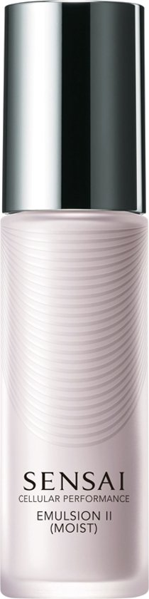 SENSAI Cellular Performance Emulsion II (Moist) Gezichtsemulsie 50 ml
